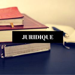 Agenda métiers juridiques