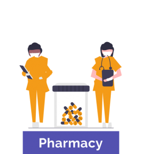 Online booking system for pharmacy