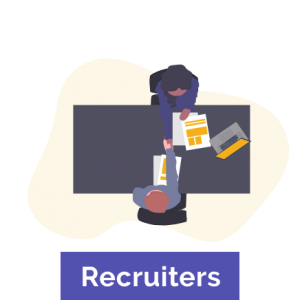 Online booking system for Recruiters