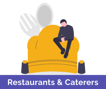 Online booking system for Restaurants & Caterersy