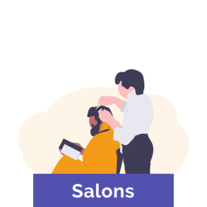 Online booking system for Beauty Salons