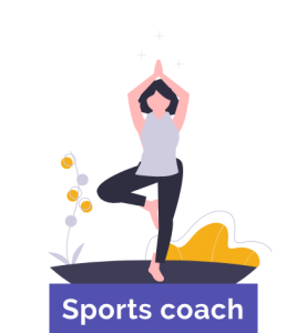 Online booking system for Sports Coach